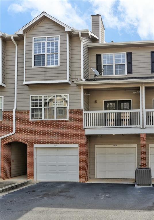 1008 Vinings Forest Lane SE, Smyrna, GA 30080 (MLS #6574927) :: Iconic Living Real Estate Professionals