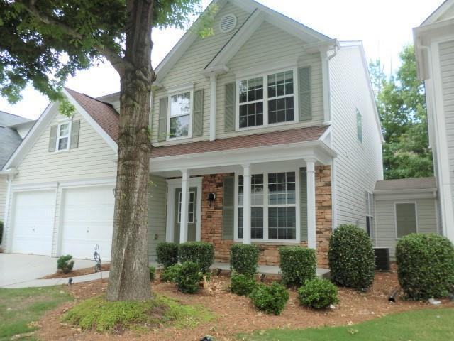 1717 Bentridge Drive NW #8, Kennesaw, GA 30144 (MLS #6575359) :: Path & Post Real Estate