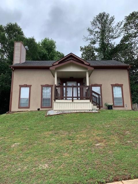 4893 Hairston Place, Stone Mountain, GA 30088 (MLS #6576317) :: Path & Post Real Estate