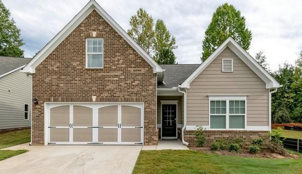 265 Jefferson Avenue, Canton, GA 30114 (MLS #6576508) :: Path & Post Real Estate
