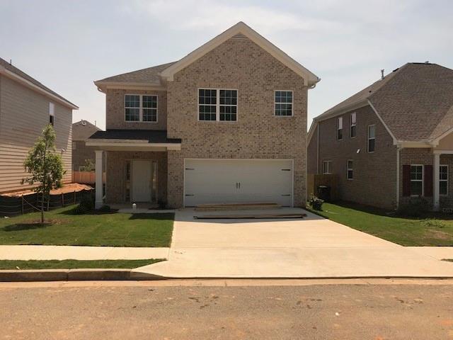 589 Sprayberry Drive, Lot #77, Stockbridge, GA 30281 (MLS #6577658) :: North Atlanta Home Team