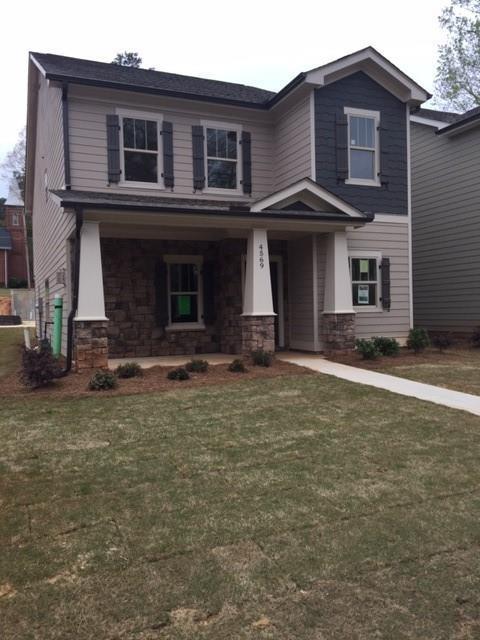 4569 Academy Street, Acworth, GA 30101 (MLS #6578053) :: Rock River Realty