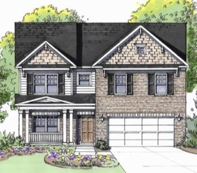7480 Sydnee Court, Douglasville, GA 30134 (MLS #6579329) :: Iconic Living Real Estate Professionals