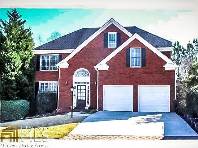 2640 Courtland Park Circle, Marietta, GA 30068 (MLS #6580432) :: Charlie Ballard Real Estate