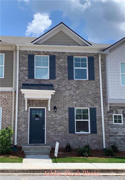 894 Ambient Way #323, Atlanta, GA 30331 (MLS #6581345) :: North Atlanta Home Team