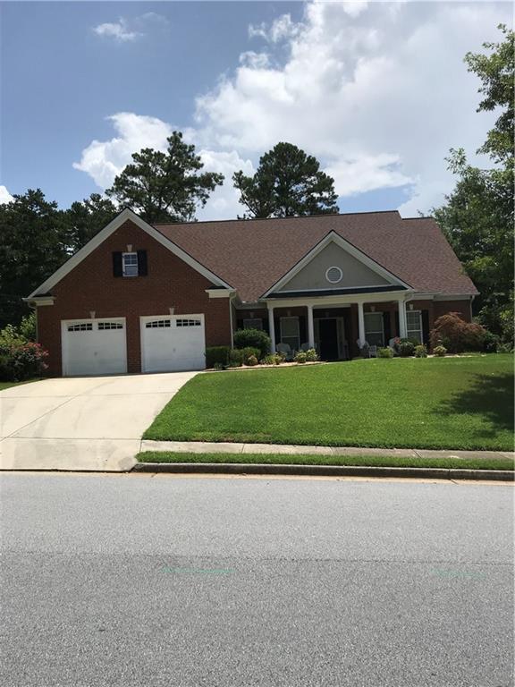 7104 Roselake Circle, Douglasville, GA 30134 (MLS #6581423) :: KELLY+CO