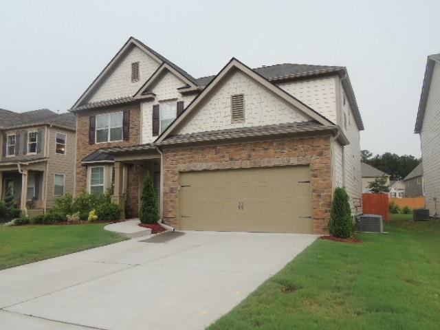 7381 Parkland Bend, Fairburn, GA 30213 (MLS #6581728) :: North Atlanta Home Team