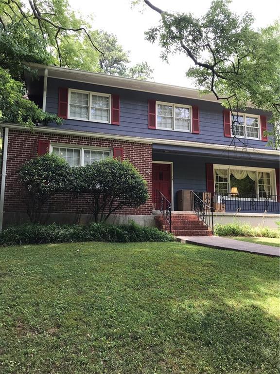 922 Lullwater Road NE, Atlanta, GA 30307 (MLS #6581905) :: KELLY+CO