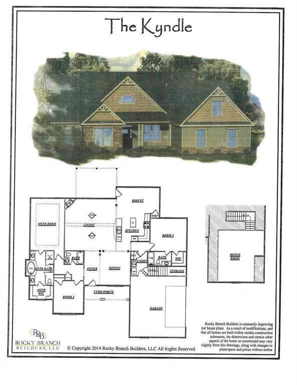 2801 Mason Court, Monroe, GA 30656 (MLS #6581910) :: The Heyl Group at Keller Williams