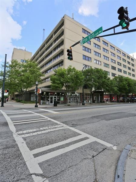 878 Peachtree Street NE #601, Atlanta, GA 30309 (MLS #6583118) :: The Zac Team @ RE/MAX Metro Atlanta