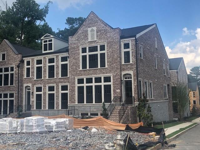 264 Devin Place NE #15, Atlanta, GA 30305 (MLS #6583344) :: The Heyl Group at Keller Williams