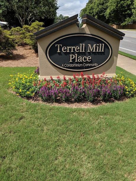 1525 Terrell Mill Place SE E, Marietta, GA 30067 (MLS #6583715) :: Rock River Realty