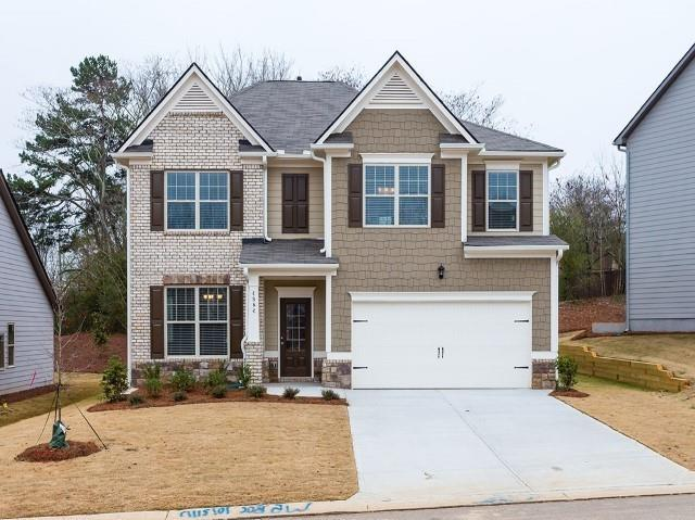7007 Demeter Drive, Atlanta, GA 30349 (MLS #6584015) :: The Heyl Group at Keller Williams
