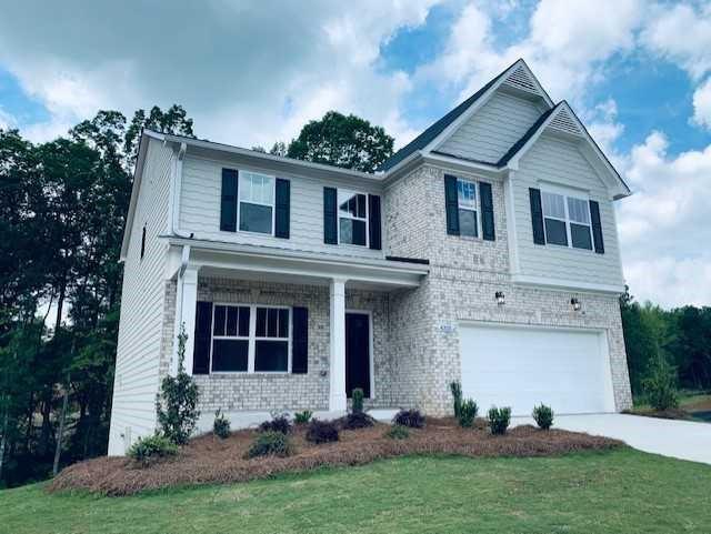 6340 Boulder Ridge, Cumming, GA 30028 (MLS #6584028) :: Charlie Ballard Real Estate