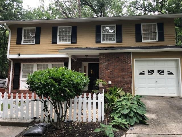 2659 Bent Hickory Drive SE, Smyrna, GA 30082 (MLS #6584372) :: Kennesaw Life Real Estate