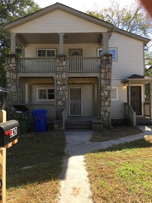 1034 NW Joseph E Boone Boulevard NW, Atlanta, GA 30314 (MLS #6584681) :: Iconic Living Real Estate Professionals