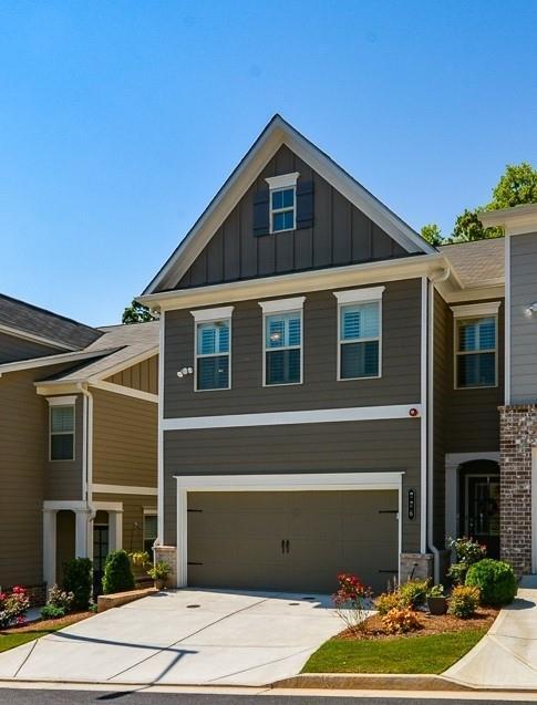 226 Alday Lane, Marietta, GA 30060 (MLS #6585756) :: Kennesaw Life Real Estate