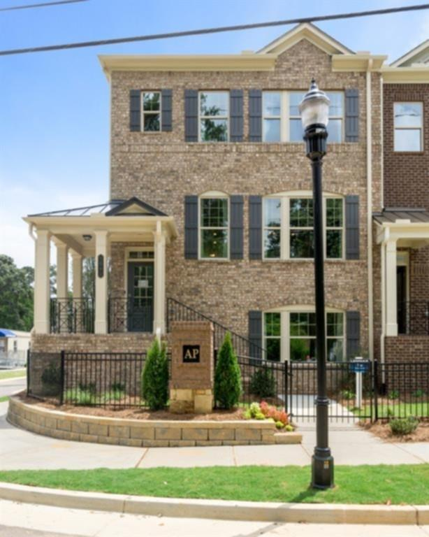 1950 Bainbridge Lane #29, Atlanta, GA 30345 (MLS #6585758) :: RE/MAX Paramount Properties