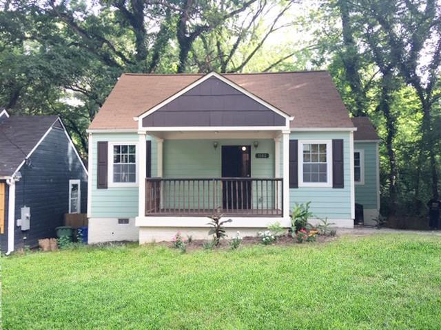 1102 Oak Knoll Terrace SE, Atlanta, GA 30315 (MLS #6586089) :: The Stadler Group