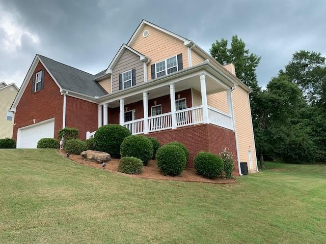 963 Coosawilla Drive, Winder, GA 30680 (MLS #6586370) :: RE/MAX Paramount Properties