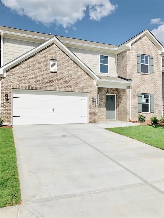 1747 Weatherbrook Circle, Lawrenceville, GA 30043 (MLS #6586870) :: RE/MAX Paramount Properties