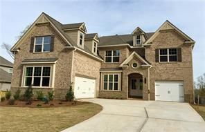 415 Silver Brook Drive, Woodstock, GA 30188 (MLS #6586875) :: RE/MAX Paramount Properties