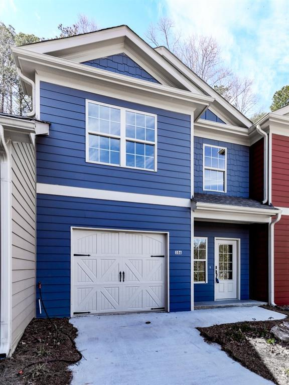 194 Towne Villas Drive, Jasper, GA 30143 (MLS #6587310) :: The Heyl Group at Keller Williams