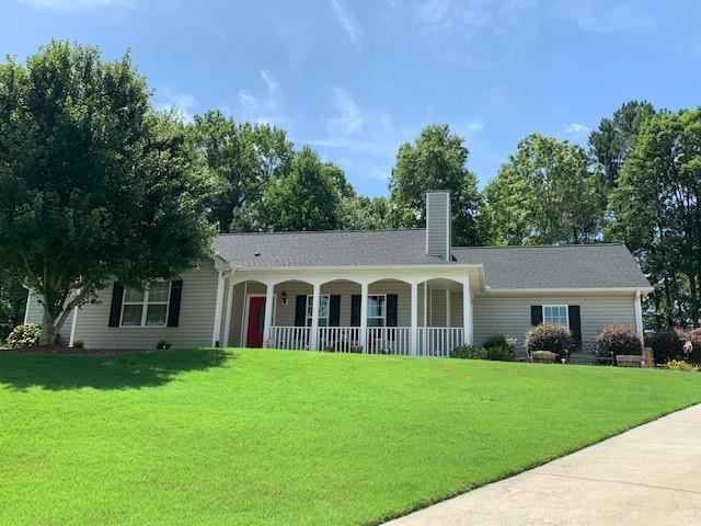 582 Saddle Ridge Drive, Bethlehem, GA 30620 (MLS #6587609) :: Rock River Realty