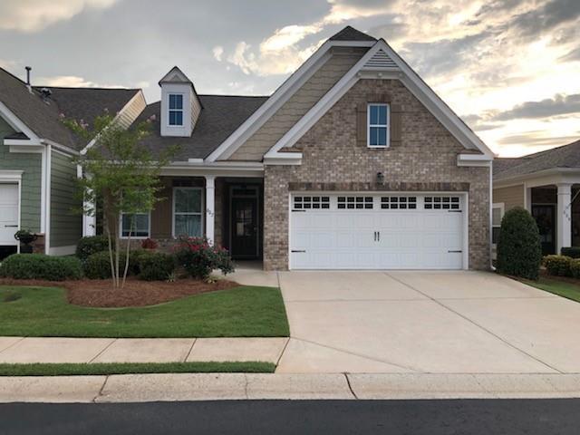 607 Abbey Drive, Woodstock, GA 30188 (MLS #6588014) :: Charlie Ballard Real Estate