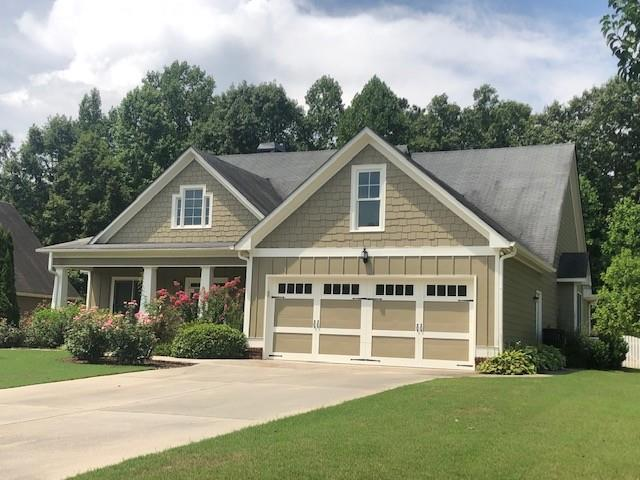 49 Amberhill Court, Dallas, GA 30132 (MLS #6588223) :: The Heyl Group at Keller Williams