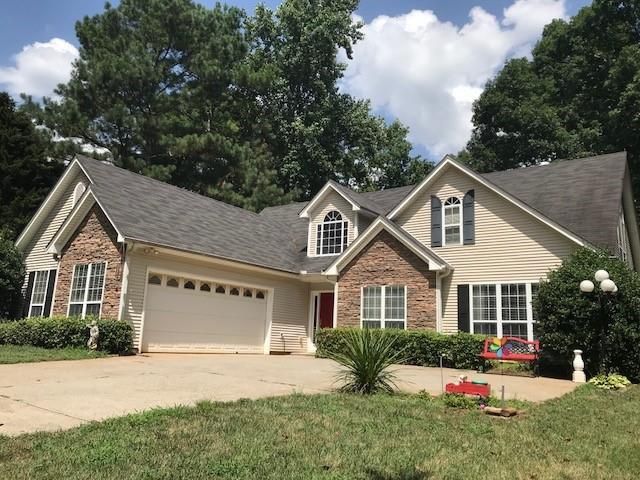 4125 Evian Way, Gainesville, GA 30507 (MLS #6588261) :: Kennesaw Life Real Estate