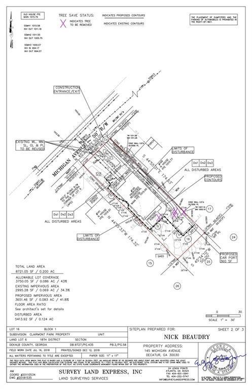 145 Michigan Avenue, Decatur, GA 30030 (MLS #6588441) :: Kennesaw Life Real Estate
