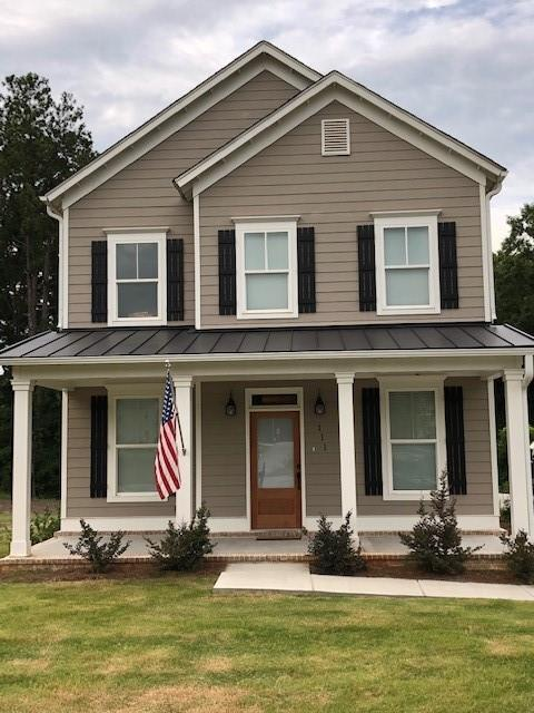 111 Middle Street, Senoia, GA 30276 (MLS #6588978) :: The Cowan Connection Team