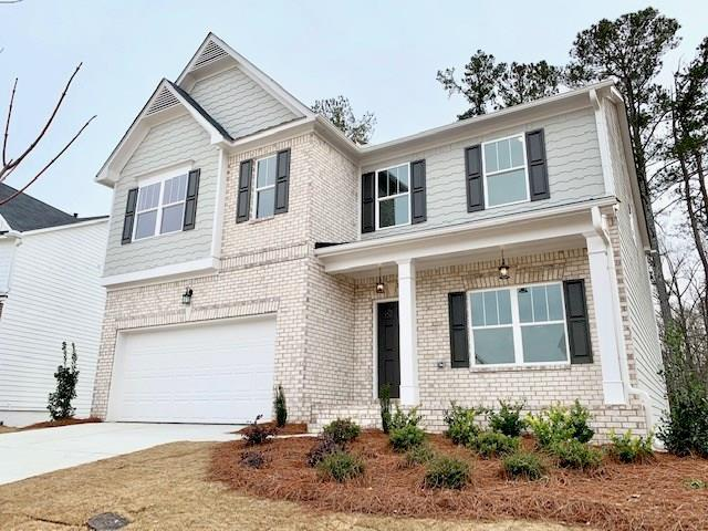 347 Reserve Overlook, Holly Springs, GA 30115 (MLS #6589110) :: The Zac Team @ RE/MAX Metro Atlanta