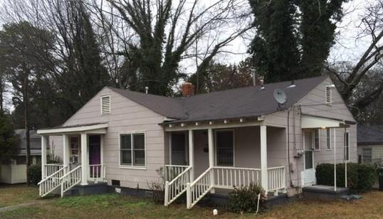 1408 Byrere Terrace, Atlanta, GA 30310 (MLS #6589356) :: The Heyl Group at Keller Williams