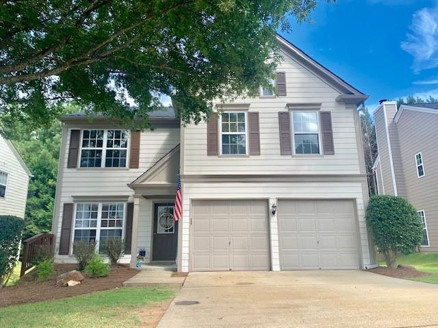 234 Ashland Drive, Woodstock, GA 30189 (MLS #6590083) :: Buy Sell Live Atlanta