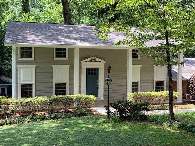 3551 Summitridge Drive, Atlanta, GA 30340 (MLS #6590571) :: The Cowan Connection Team