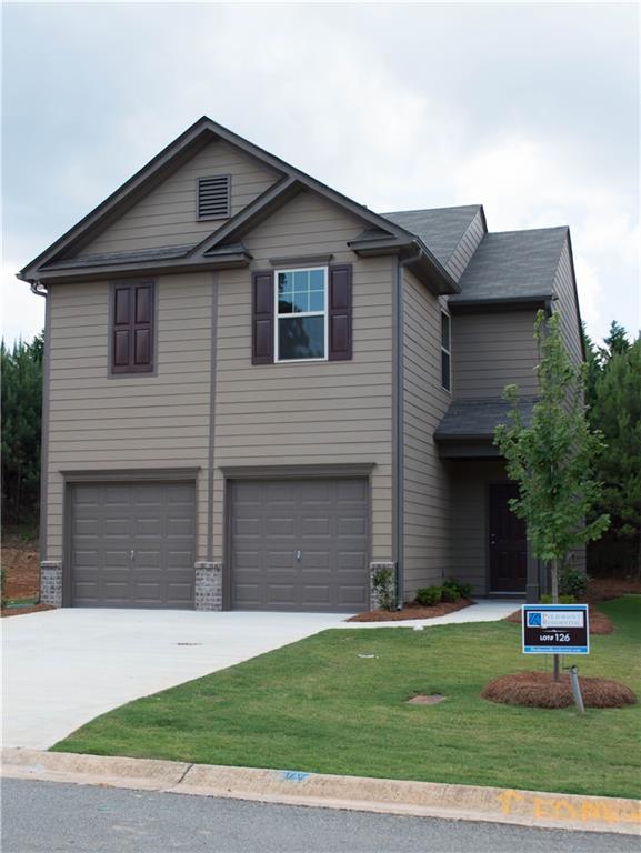 144 Terrace Walk, Woodstock, GA 30189 (MLS #6591539) :: North Atlanta Home Team