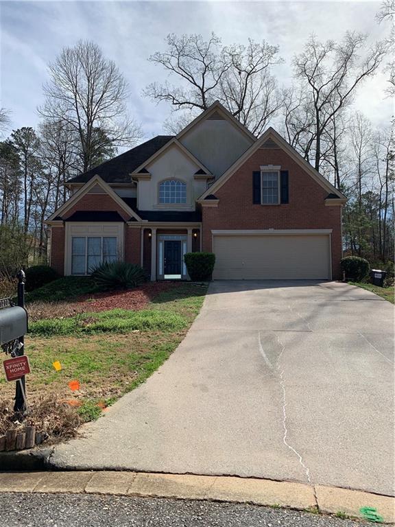 1210 Heritage Lakes Drive SW, Mableton, GA 30126 (MLS #6591734) :: North Atlanta Home Team