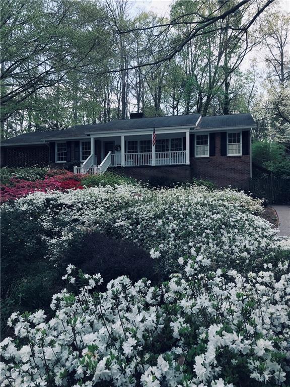 355 Forest Valley Court, Atlanta, GA 30342 (MLS #6591861) :: RE/MAX Prestige