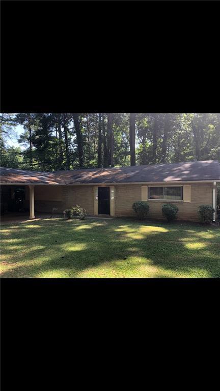 310 Flagstone Drive SW, Atlanta, GA 30331 (MLS #6592875) :: RE/MAX Paramount Properties