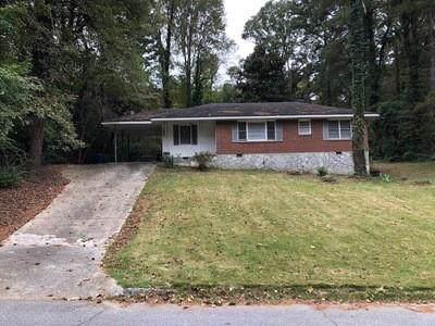 3660 Hill Acres Road SW, Atlanta, GA 30331 (MLS #6593024) :: Iconic Living Real Estate Professionals