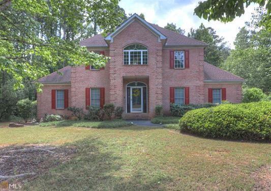8951 Redskin Trail, Jonesboro, GA 30236 (MLS #6593307) :: North Atlanta Home Team