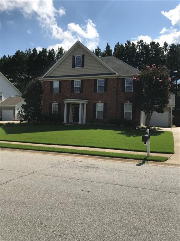 121 Keswick Manor Drive, Tyrone, GA 30290 (MLS #6593665) :: Path & Post Real Estate