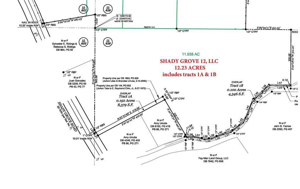 0000 Shady Grove Road - Photo 1
