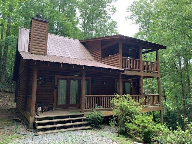185 Parker Trail, Ellijay, GA 30536 (MLS #6594125) :: North Atlanta Home Team