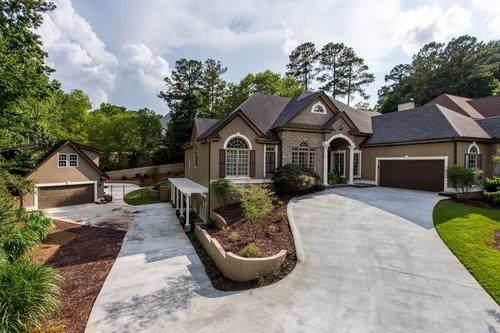 1128 Bridgemill Avenue, Canton, GA 30114 (MLS #6594234) :: North Atlanta Home Team