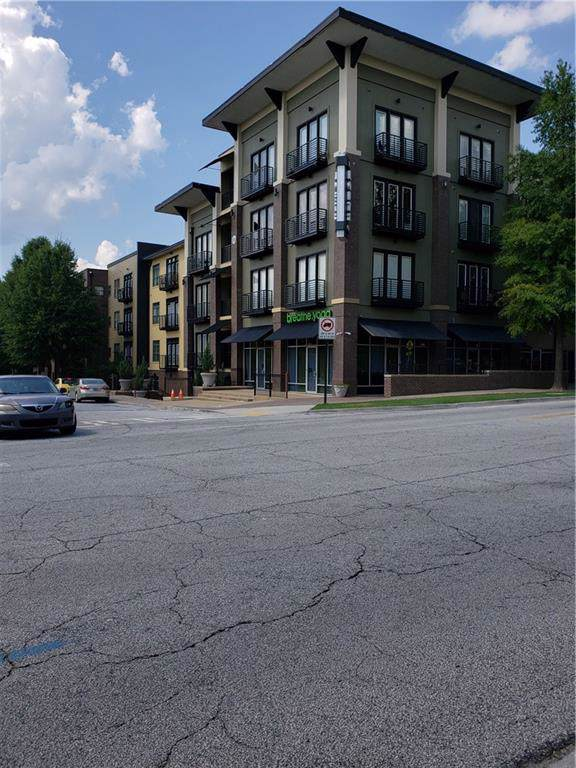 5300 Peachtree Road #509, Chamblee, GA 30341 (MLS #6596151) :: RE/MAX Paramount Properties