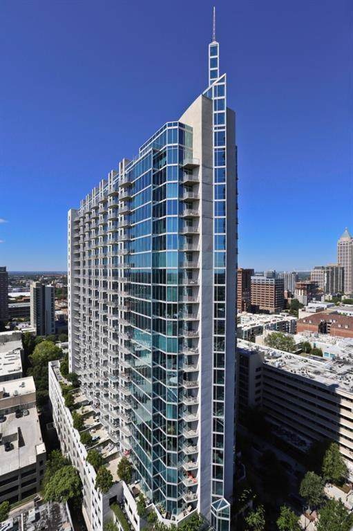 860 Peachtree Street NE #2215, Atlanta, GA 30308 (MLS #6596423) :: North Atlanta Home Team