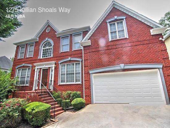 1275 Killian Shoals Way SW, Lilburn, GA 30047 (MLS #6596522) :: North Atlanta Home Team